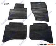 Porsche Cayenne II Frogum 0407 fekete gumiszőnyeg szett