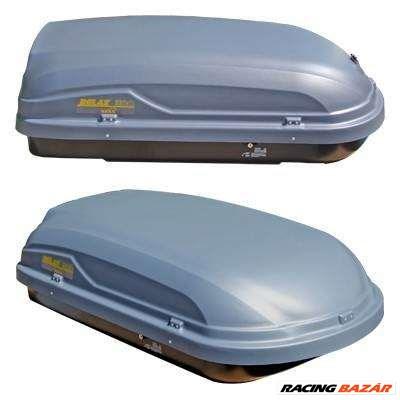 Csomagtartó box Hakr BC1 300L 1220x760x360 tetőbox, túrabox