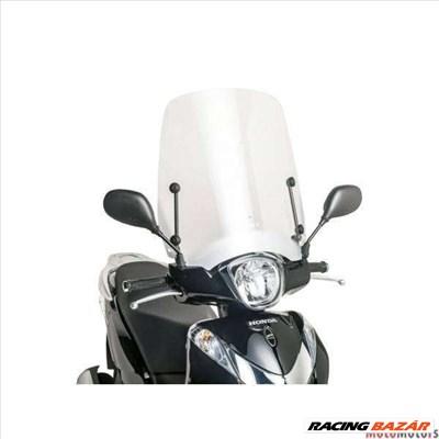 Robogó szélvédő Puig T.S. átlátszó - Honda SH Mode 125