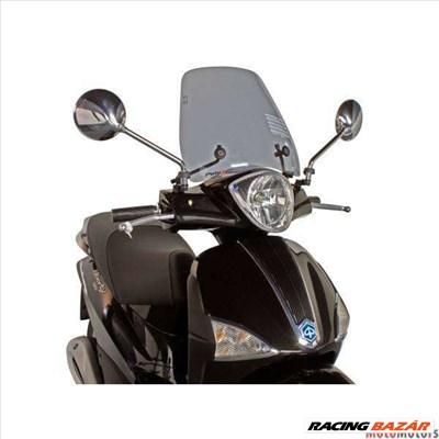 Robogó szélvédő Puig Trafic füst - Piaggio Liberty 50, 125 (04-10)
