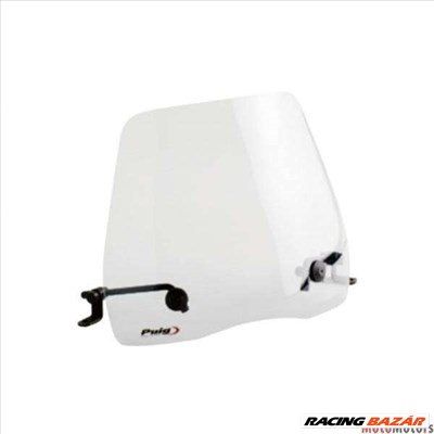 Robogó szélvédő Puig Trafic átlátszó - Piaggio Liberty 50, 125 (11-14)