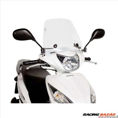 Robogó szélvédő Puig Trafic átlátszó - Honda NSC Vision 50, 110 (11-14)