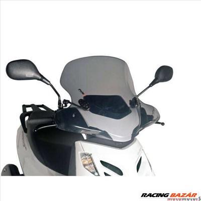 Robogó szélvédő Puig City Touring füst - Aprilia Sport City Cube 125