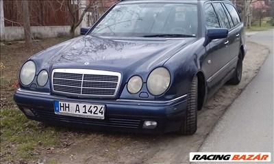 Mercedes E290 TD W210 automata váltó 722.613 kompletten