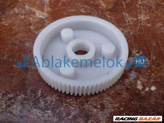 Alfa Romeo 147 ablakemelő szerkezet javítás,ablakemelő szerviz,javítószet,csúszka,bovden,kerék 4. kép