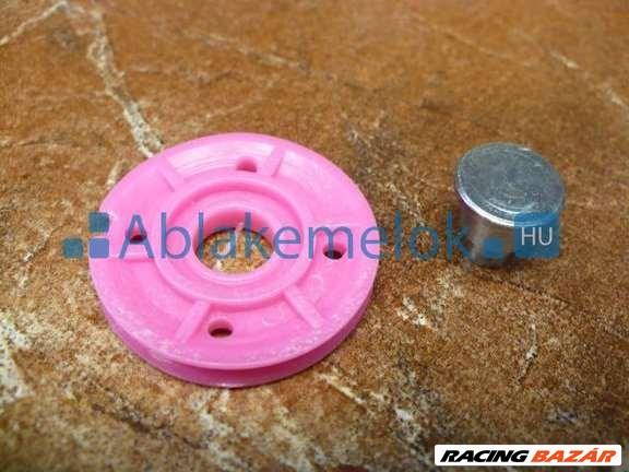 Alfa Romeo 147 ablakemelő szerkezet javítás,ablakemelő szerviz,javítószet,csúszka,bovden,kerék 7. kép