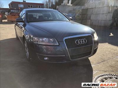 Audi A6 2.0 TDI bontás BRE motor váltó PD elem lökhárító lámpa sárvédő ajtó motorháztető