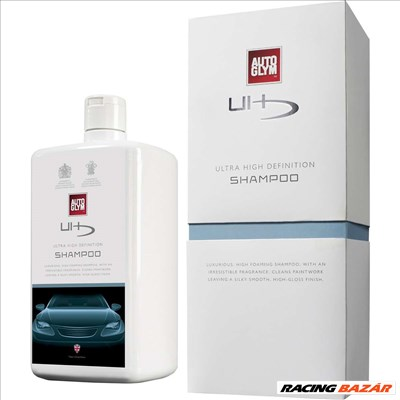 Autoglym Ultra High Definition Shampoo kit (luxus autósampon ) 1 liter