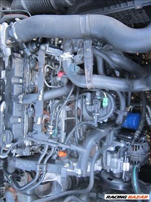 Citroën C5 I 2.0 HDi RHZ 109LE komplett motor egyben vagy alkatrészenként eladó