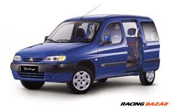 Peugeot Partner oldalajtó kilincs,citroen berlingo tolóajtózár,zártengely erősített anyagból 4. kép