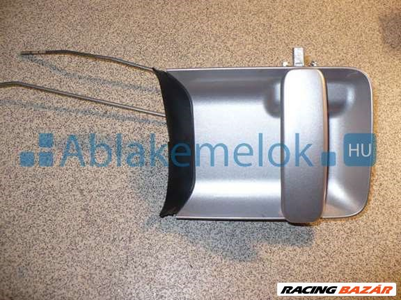 Peugeot Partner oldalajtó kilincs,citroen berlingo tolóajtózár,zártengely erősített anyagból 8. kép