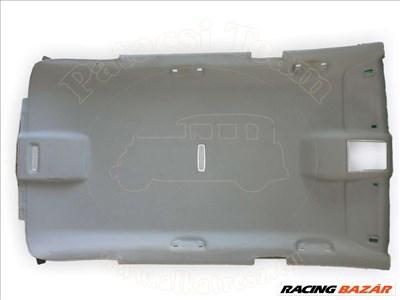 Opel Zafira B 2005-2011 - tetőkárpit, szürke, dupla első olvasólámpához, kivéve üvegtető/rakomány háló