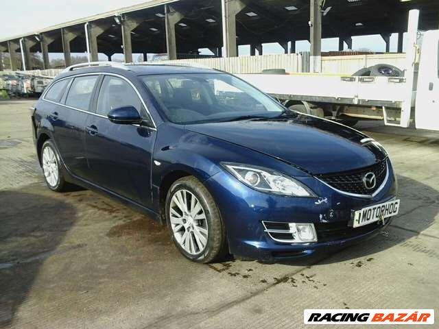 Mazda 6 (2nd gen) bontott alkatrészei 1. kép