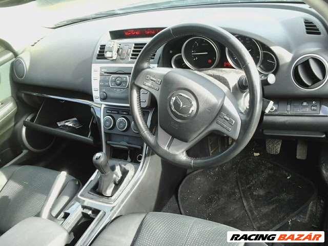 Mazda 6 (2nd gen) bontott alkatrészei 3. kép