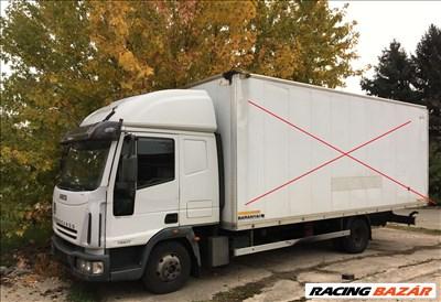 Iveco Eurocargo Tector 75E13, 75E15, 75E17 bontott alkatrészei