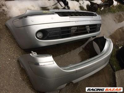Citroën Xsara Picasso bontott alkatrészei: lökhárító, sárvédő, motorháztető, ajtó.