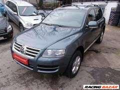 Volkswagen Touareg bontott alkatrészei Dízel 165 kW (226 LE) Motorszám: BKS, CATA Motor egyben eladó
