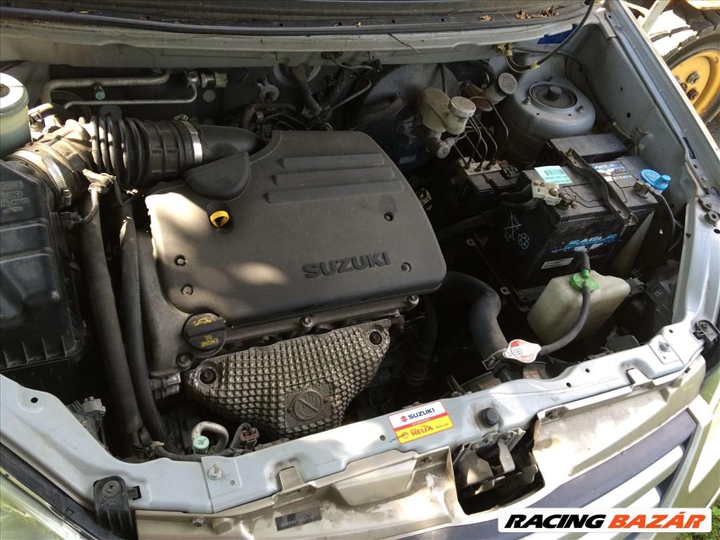 Suzuki Liana 2002-2006 bontott alkatrészei: motor, váltó, futómű, ajtó, sárvédő, csomagtér. 5. kép