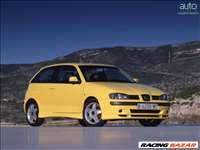 Seat Ibiza Cupra 16colos 4x100 gyári alufelni garnitúra 4x100, ET38, jó állapotban eladók.