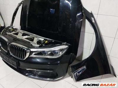 BMW 7-es sorozat G11,G12 gyári bontott hibátlan állapotú komplett csavaros eleje
