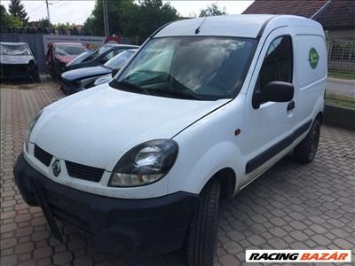 Renault Kangoo 4x4 bontott alkatrészei: motorháztető, sárvédő, homlokfal, lámpa, ajtó, stb.