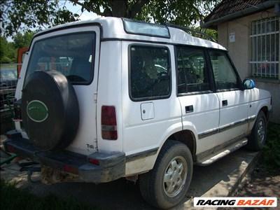 Land Rover Discovery bontott alkatrészei