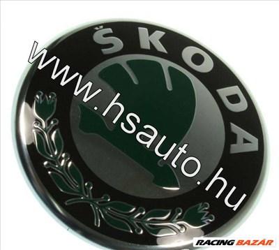 Skoda Fabia II-OctaviaII-Roomster-Superb I embléma