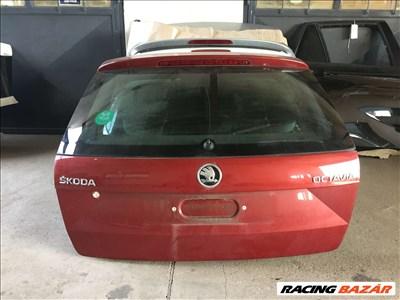 Skoda Octavia 3 kombi csomagtér ajtó