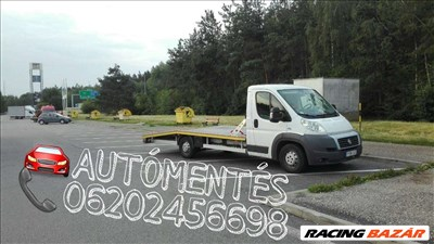 Autómentés - Komárom autómentő - Nonstop hívható: +3620/2456698