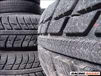 Renault Clio III-ra 165/65 R15 újszerű Michelin téli gumi szett hely