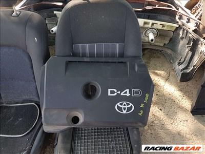 Toyota Avensis T25 2.0 D4D motorburkolat
