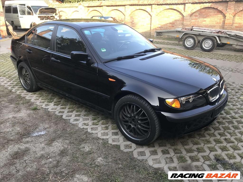 BMW 3-as sorozat (E46) bontott alkatrészei 1. kép