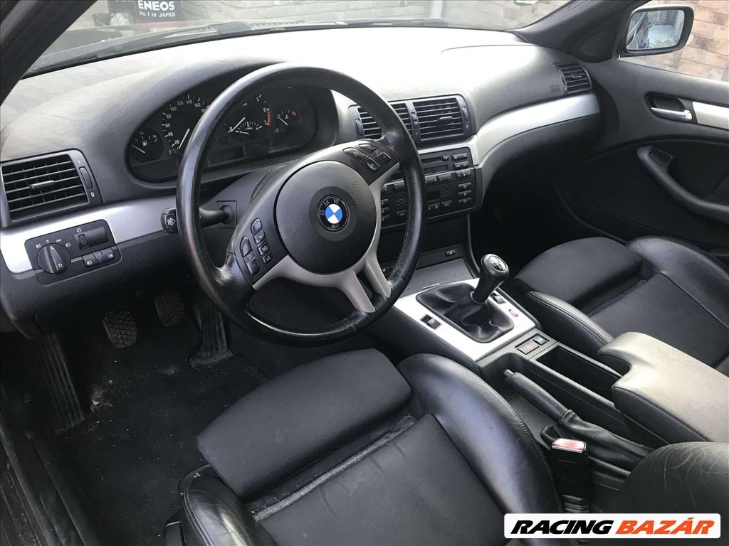 BMW 3-as sorozat (E46) bontott alkatrészei 4. kép