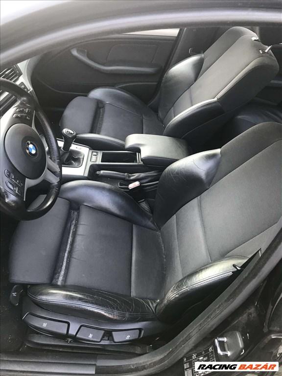 BMW 3-as sorozat (E46) bontott alkatrészei 5. kép
