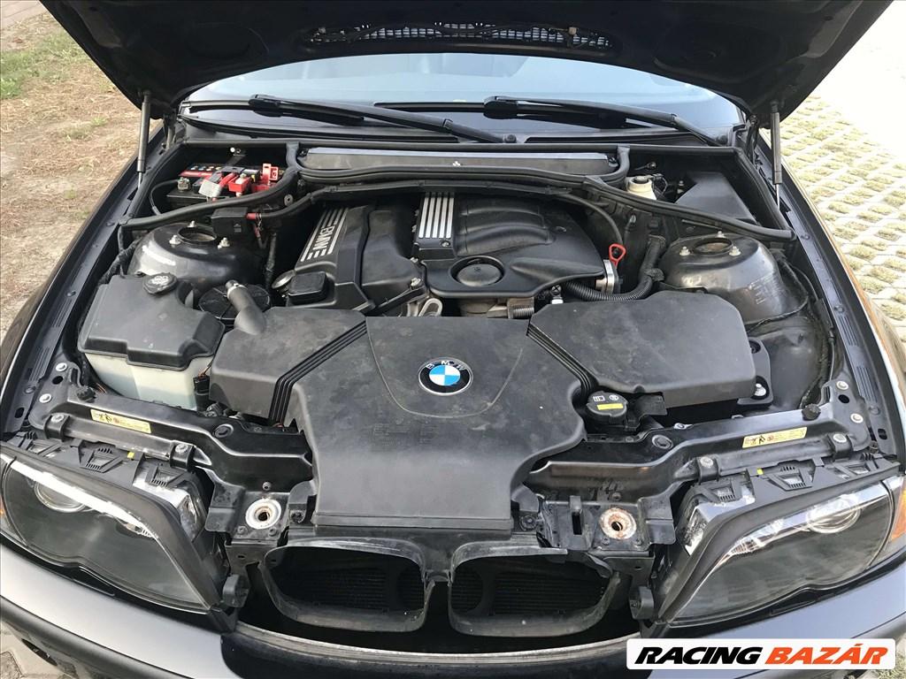 BMW 3-as sorozat (E46) bontott alkatrészei 7. kép