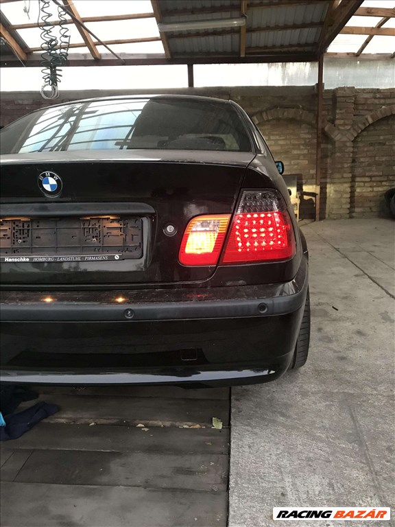 BMW 3-as sorozat (E46) bontott alkatrészei 10. kép