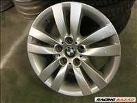 BMW E90 E91 E92 Styling 161 gyári 17-es könnyüfém felni garnitura eladó