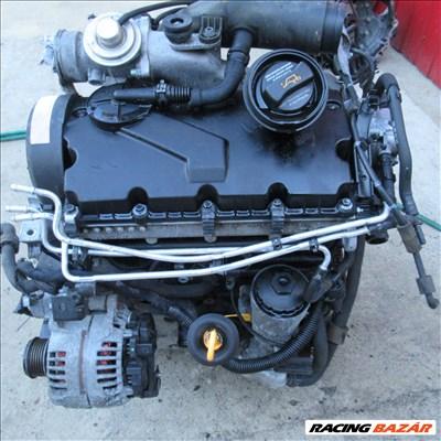 VW Touran Golf V Passat Audi A3 1.9PDTDI 105le motor BKC-kódu