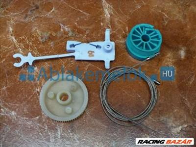 Fiat Ducato ablakemelő javítás,javítószet,műanyag csuszka,bovden,kapcsoló,motor
