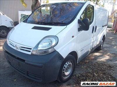 Opel Vivaro .Féknyereg, kormánymű.