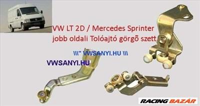 Volkswagen LT (2nd gen) Tolóajtó görgő szett jobb VW LT 3 db os