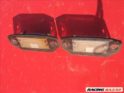 Ford Mondeo MK3 2000-2007 rendszámtábla világítás lámpa pár