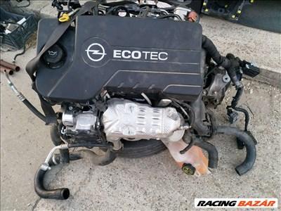 Opel Corsa E 1.3Cdti (B13DTC) motor és alkatrészei