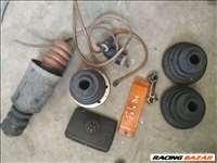 Volkswagen Golf II Diesel C, CL, GL használt ablakmosó motor, új féltengely gumiharangok...
