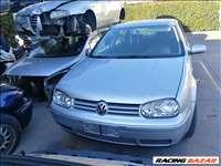 Volkswagen Golf IV 1.6 sr 2001-es évjárat, AVU motorral, LA7W színben, alkatrészenként eladó