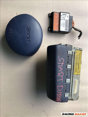 Smart Fortwo (1st gen) légzsák air bag szett