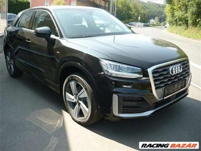 Audi Q2 bontott alkatrészei