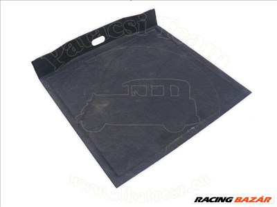 Opel Meriva A 2003-2010 - szőnyeg, csomagtér padló, pótkerék takaró, kivéve ideiglenes gumijavító készlet