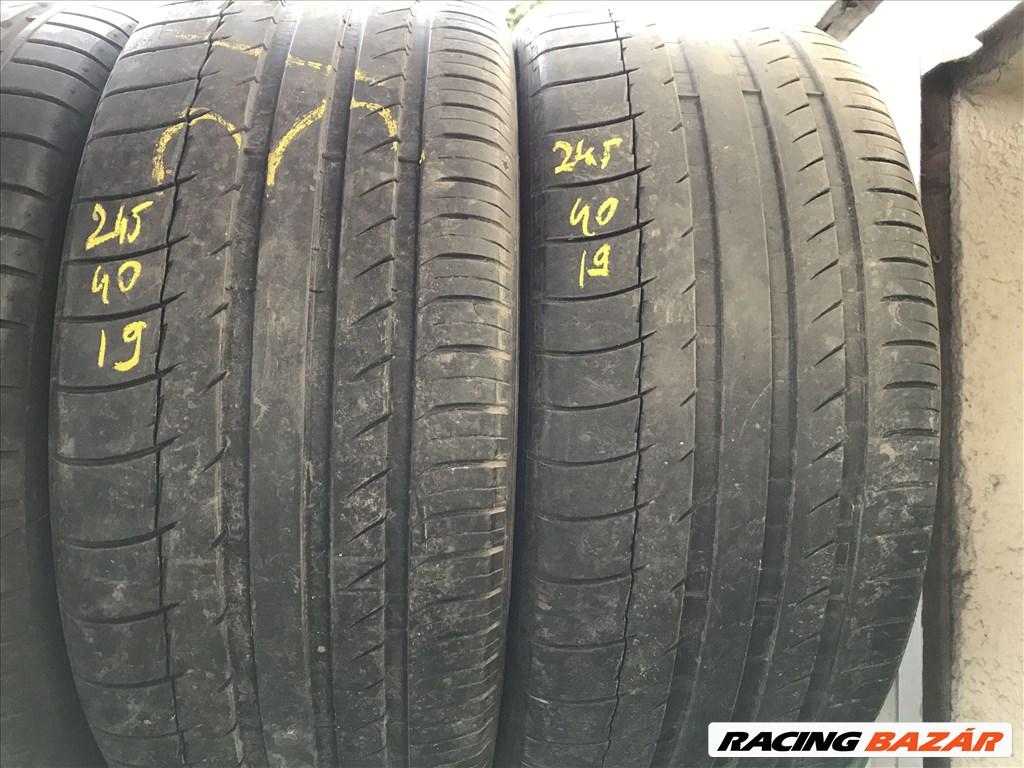 245/40 R19 használt Michelin nyári gumi 1. kép