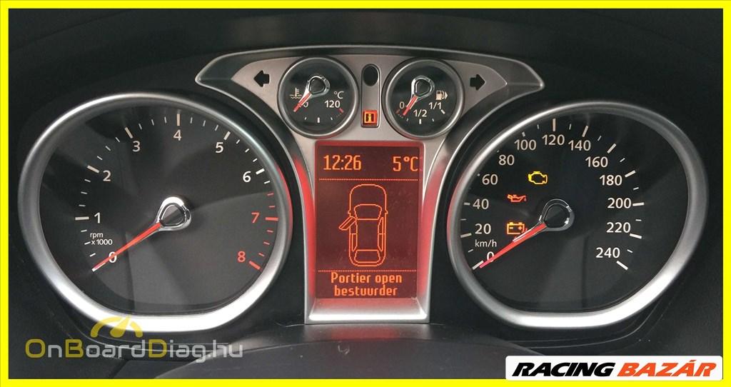 Ford autóműszer, kijelző, műszeregység javítás HELYSZÍNEN is ! 3. kép
